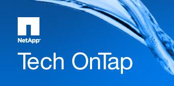 NetApp: Tech OnTap