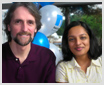 Steve Lawler and Haripriya
